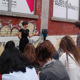 Journées de la culture - Guided tours at the Biennial Headquarters