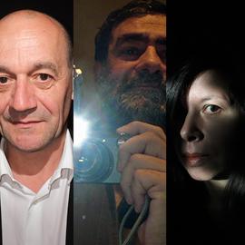 Les nouveaux prédateurs : Joan Fontcuberta en conversation avec les artistes Joachim Schmid : Lumpen-photographie  Isabelle Le Minh : L'image de l'image