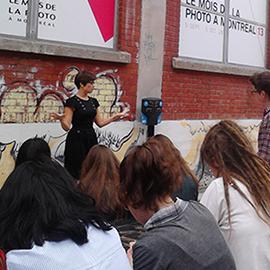 Journées de la culture - Guided tours at the Biennial Headquarters